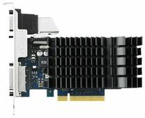 Видеокарта ASUS GeForce GT 730 902Mhz PCI-E 2.0 2048Mb 1800Mhz 64 bit DVI HDMI HDCP