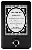Электронная книга ONYX BOOX A62S Профессор МОРИАРТИ