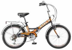 Городской велосипед STELS Pilot 350 20 (2017)