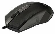 Мышь Ritmix ROM-202 Black-Grey USB