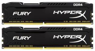Оперативная память 8 ГБ 2 шт. HyperX HX424C15FB2K2/16