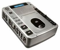 DJ CD-проигрыватель US Blaster USB 7325