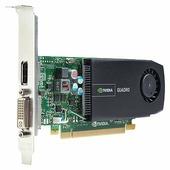 Видеокарта HP Quadro 410 PCI-E 2.0 512Mb 64 bit DVI