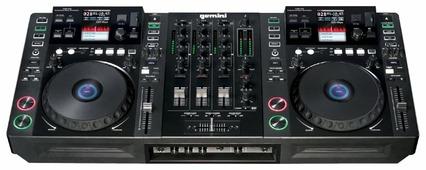 DJ CD-проигрыватель Gemini CDMP-7000