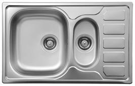 Врезная кухонная мойка deante Soul ZEO 513 78х49см нержавеющая сталь