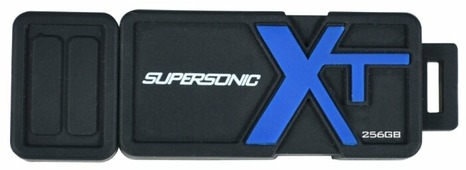 Флешка Patriot Memory Supersonic Boost XT
