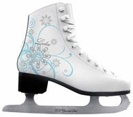 Детские фигурные коньки СК (Спортивная коллекция) Ladies Velvet Classic для девочек
