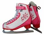 Женские фигурные коньки VIK-MAX Cinderella Pink