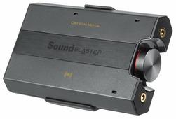 Внешняя звуковая карта Creative Sound Blaster E5