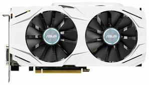 Видеокарта ASUS GeForce GTX 1070 1582MHz PCI-E 3.0 8192MB 8008MHz 256 bit DVI 2xHDMI HDCP