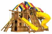Домик Rainbow Play Systems King Kong Clubhouse V WR