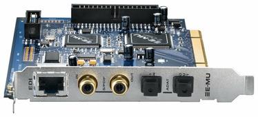 Внутренняя звуковая карта с дополнительным блоком E-MU 1616 PCI