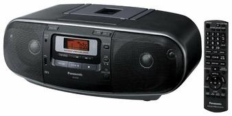 Магнитола Panasonic RX-D55