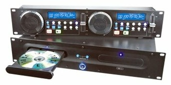 DJ CD-проигрыватель US Blaster USB 7334