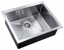 Врезная кухонная мойка ZorG INOX RX-5844 58х44см нержавеющая сталь