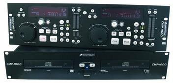 DJ CD-проигрыватель Omnitronic CMP-1000