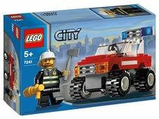 Конструктор LEGO City 7241 Машина пожарной команды