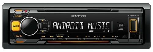 Автомагнитола KENWOOD KMM-103AY