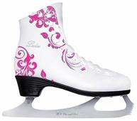 Детские фигурные коньки СК (Спортивная коллекция) Ladies Lux Tricot для девочек