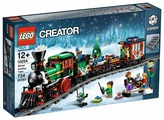 Конструктор LEGO Creator 10254 Зимний праздничный поезд