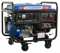 Бензиновый генератор Eco WPE 5000 ES (4500 Вт)