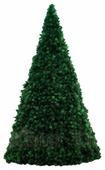 Mister Christmas TREE GREEN