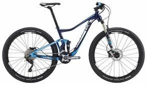 Горный (MTB) велосипед Liv Lust 1 (2016)