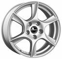 Колесный диск Borbet TL 6x15/5x112 D57 ET43 Silver