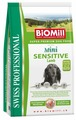 Корм для собак Biomill Swiss Professional Mini Sensitive Lamb