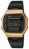 Наручные часы CASIO A-168WEGB-1B