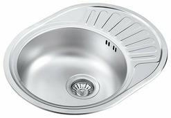 Врезная кухонная мойка UKINOX Favorit FAL 577.447-GT6K