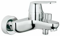 Однорычажный смеситель для ванны с душем Grohe Eurosmart 32831000