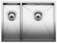 Врезная кухонная мойка Blanco Zerox 340/180-U