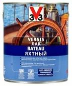 Лак V33 Vernis Bateau яхтный глянцевый (0.75 л)