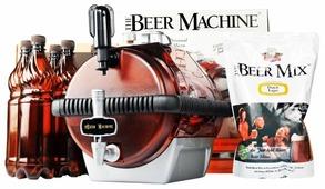 Мини-пивоварня BeerMachine DeLuxe 2007,