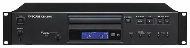 CD-проигрыватель Tascam CD-200