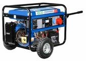 Бензиновый генератор Eco PE 8000 ES (6500 Вт)