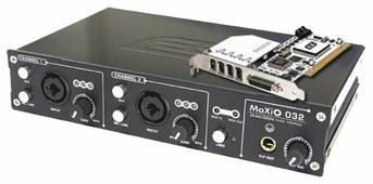 Внутренняя звуковая карта с дополнительным блоком ESI MaXiO 032