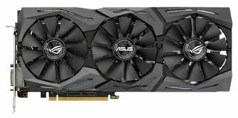 Видеокарта ASUS GeForce GTX 1070 1657MHz PCI-E 3.0 8192MB 8008MHz 256 bit DVI 2xHDMI HDCP
