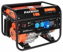 Бензиновый генератор PATRIOT GP 6510 (5000 Вт)
