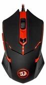 Мышь Redragon Centrophorus Black-Red USB
