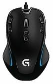 Мышь Logitech G Gaming Mouse G300s Black USB