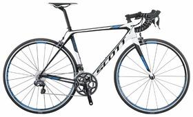 Шоссейный велосипед Scott Addict 15 (2016)