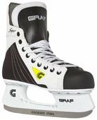 Детские хоккейные коньки GRAF Super 111 для мальчиков