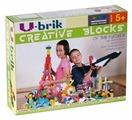 Конструктор U-Brik Creative Blocks UL-80B-Y