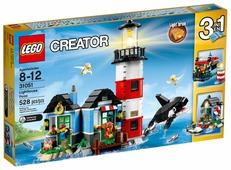 Конструктор LEGO Creator 31051 Маяк на мысу