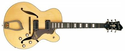 Полуакустическая гитара Hagstrom HJ-500