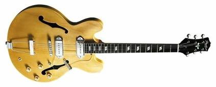 Полуакустическая гитара Peerless SongBird