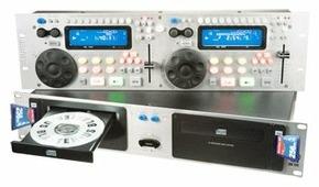 DJ CD-проигрыватель US Blaster USB 7309