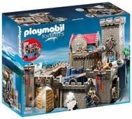 Набор с элементами конструктора Playmobil Knights 6000 Королевский замок рыцарей Льва